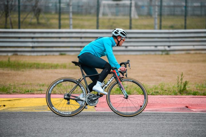 Core Stability For Cyclists