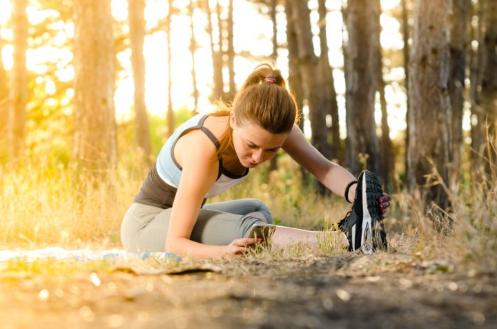 Stretching Vs Massage: When, Where  And Why